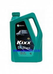 디젤엔진오일 Kixx DL API CI-4/4L(SAE15W-40)