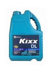 디젤엔진오일 Kixx DL API CI-4/6L(SAE15W-40)