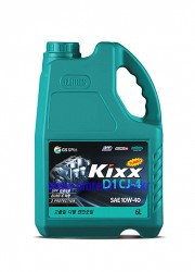 디젤엔진오일 Kixx D1 CJ-4 /6L(SAE10W-40)
