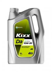 디젤엔진오일 Kixx Da 6L API CG-4(SAE10W-40)