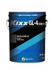 기어오일 Kixx API GL-4 (80W-90) 20L