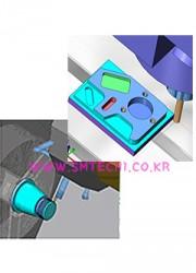 Quick CAD CAM Software 밀링+선반