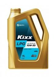 LPG엔진오일 Kixx LPG API SN PLUS(10W-30) 4L